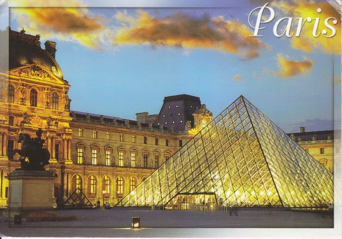 Postcards from Paris <3